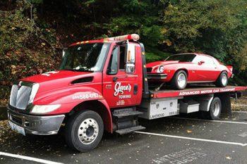Emergency Towing Lakewood