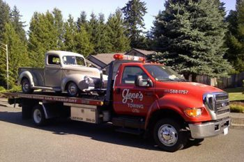 Commercial Tow Truck Federal Way