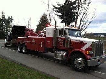 Emergency Towing Tacoma
