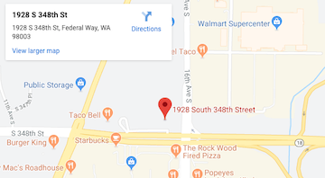 Genes Towing Federal Way Location