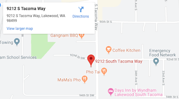 Genes Towing Tacoma Location