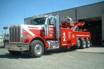 Reliable Towing Company In Puyallup