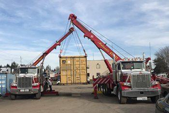 Tacoma Heavy Duty Tow