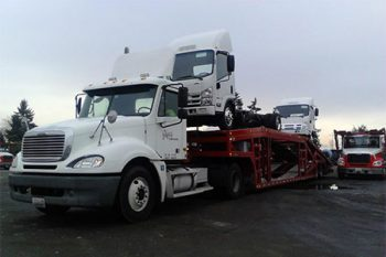 Commercial Tow Truck Pierce County