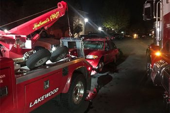 Tow Truck DuPont